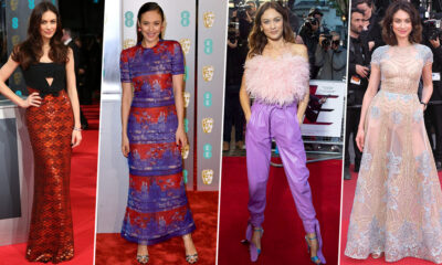Olga Kurylenko Birthday: Effortlessly Sassy, her Sartorial Attempts are Worth Your Time and Attention (View Pics)