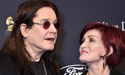 Ozzy Osbourne Opens Up About Cheating on Wife Sharon, Says 'I'm Lucky She Didn't Leave Me'