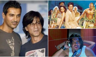Pathan: Throwback! When Shah Rukh Khan and John Abraham Had Done Cameos in Each Other's Films! (Watch Videos)