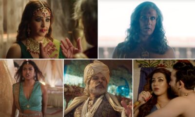 Paurashpur Teaser: Shilpa Shinde, Milind Soman Star In This Erotic Period Piece Brimming With Power Play And Sex Scenes (Watch Video)