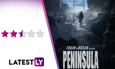 Peninsula Movie Review: Decent and Pacy Zombie Thriller but No 'Train to Busan' This One! (LatestLY Exclusive)