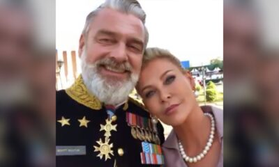 RRR Actors Alison Doody And Ray Stevenson Share A Glimpse Of Their Looks From The Sets Of SS Rajamouli Directorial!