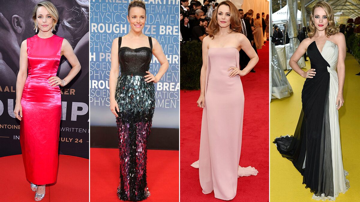 Rachel McAdams Birthday: A Chirpy Wardrobe that Gels Well with Her Charming Persona (View Pics)
