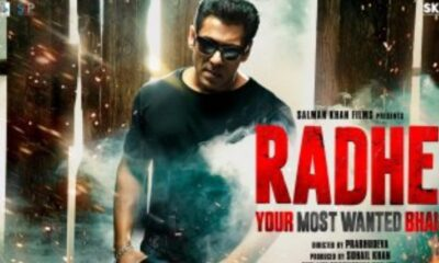 Radhe: Salman Khan and Disha Patani's Next Will Not Have a Digital Premiere, to Release on Big Screens on Eid 2021!