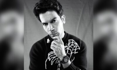 Rajkummar Rao Shares His Stunning Monochrome Pic with a Beautiful Thought for the Day (View Post)