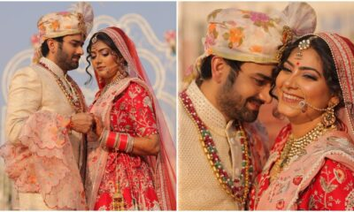 Rajshri Rani and Gaurav Mukesh Jain's Wedding Pictures Are Straight Out of A Fairytail