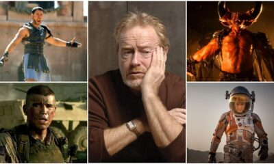 Ridley Scott Birthday Special: 10 Movies of the Gladiator Director That Should Be on Your Watchlist
