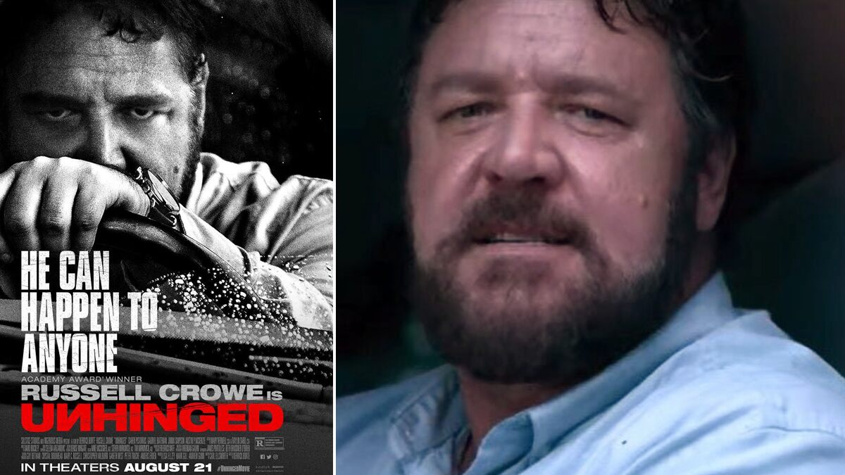 Russell Crowe's Unhinged to Release in India via Pay-Per-View Service Zeeplex on This Date