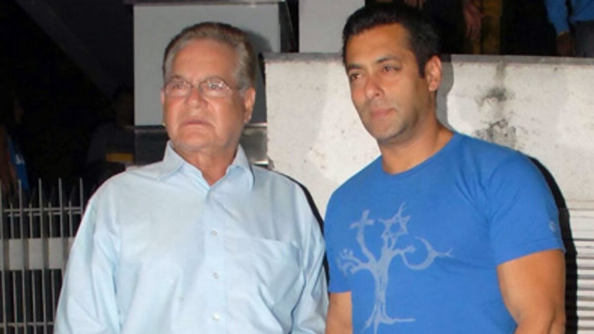 Salim Khan Birthday: 5 Times Dadddy-Dearest Stood By Son Salman Khan's Side Like A Rock Solid Support