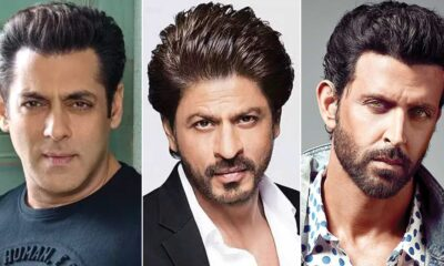 Salman Khan, Shah Rukh Khan to Be a Part of Hrithik Roshan's War Sequel?