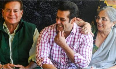 Salman Khan and His Family Test Negative for COVID-19 After Personal Staff Contracts the Disease