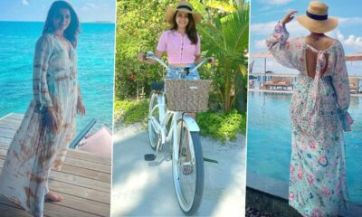 Samantha Akkineni's Holiday Pictures from Maldives Will Make You Say 'Life Ho to Aisi'