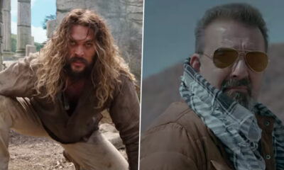 Sanjay Dutt's Torbaaz Trailer Music Sounds Similar To Jason Momoa's Aquaman Trailer - Here's Why (LatestLY Exclusive)