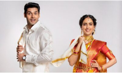 Sanya Malhotra as Meenakshi and Abhimannyu Dassani as Sundareshwar Come Together With a New 'Band Baaja Baraat' Story for Netflix