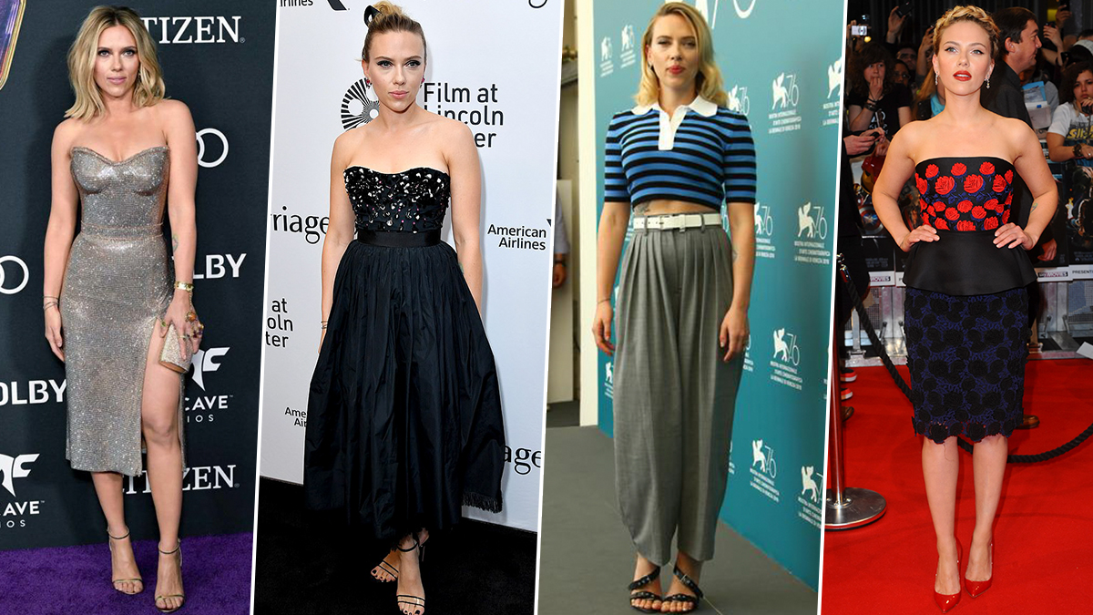 Scarlett Johansson Birthday Special: A Red Carpet Darling, Her Fashion Attempts are Elegant, Chic and Easy to Ape (View Pics)