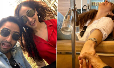 Shaheer Sheikh Gets Engaged to Girlfriend Ruchikaa Kapoor, Says 'Excited for the Rest of My Life' (View Post)