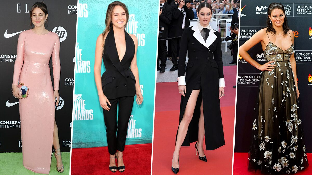 Shailene Woodley Birthday Special: A Look at Some of her Most Ravishing Fashion Moments (View Pics)