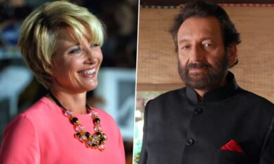 Shekhar Kapur Announces His Next With Hollywood Star Emma Thompson; Filmmaker Begins Rehearsals With the Academy Award Winner