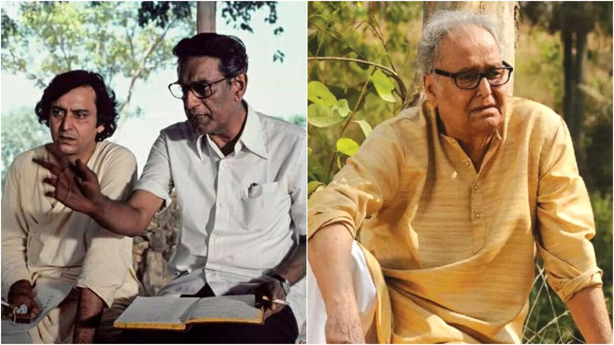 Soumitra Chatterjee Dies: From Charulata to Ganashatru, the Best Satyajit Ray Movies Featuring the Actor That You Can Watch Online