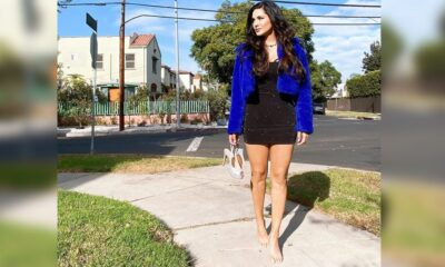 Sunny Leone Hits the Street With Her Dashing Style Statement (See Pic)