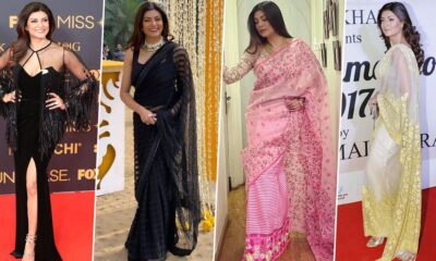 Sushmita Sen Birthday: Being Elegant All Day, Every Day is the Style Mantra She Swears By (View Pics)