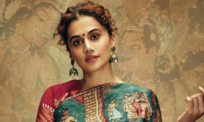 Taapsee Pannu Gives It Back to Trollers Like a Boss Who Question Her Acting Skills