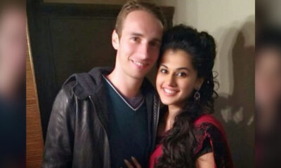 Taapsee Pannu Opens Up About Her Relationship with Boyfriend Mathias Boe