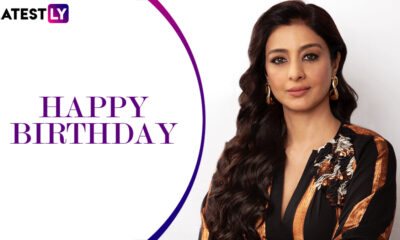 Tabu Birthday Special: Irresistibly Chic, Smouldering Elegance Are the Salient Features of Her Fine Fashion Arsenal!