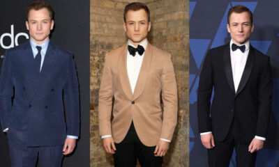 Taron Egerton Birthday Special: 7 Tailored Suit Moments From the Rocketman Star's Instagram Account That Every Guy Should Take a Note Of!