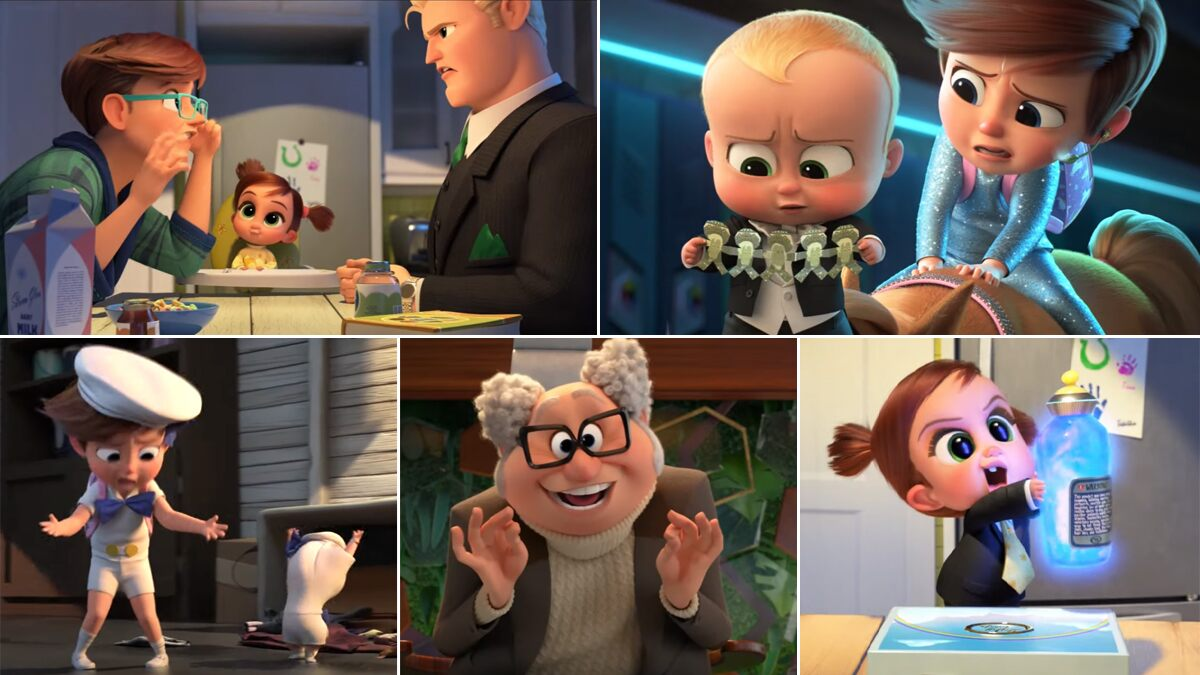 The Boss Baby 2: Family Business Trailer : The Templeton Brothers Are on Yet Another Exciting Mission That You Don't Want to Miss (Watch Video)