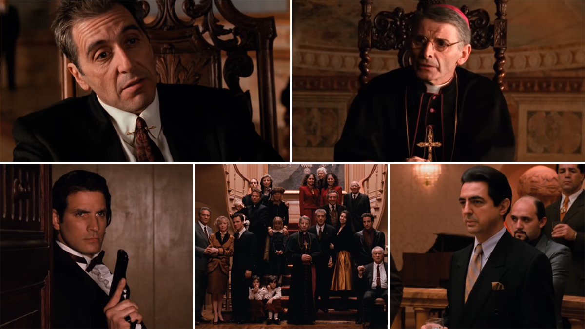 The Godfather Coda – The Death of Michael Corleone Trailer: The New Cut of Al Pacino's the Godfather Part III, With Additional Scenes, Promises a Better Impact (Watch Video)
