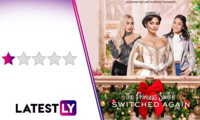 The Princess Switch - Switched Again Movie Review: Even Three Vanessa Hudgens Can't Stop This Unnecessary Sequel To A Delightful Christmas Original From Being Disappointing
