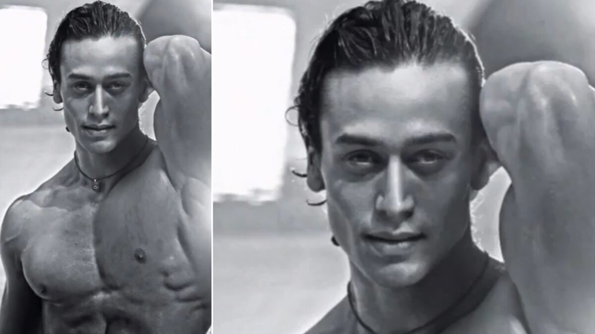 Tiger Shroff Goes Clean Shave for His New Photoshoot; Actor Shares His Fresh New Look