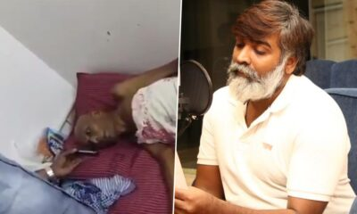 Vijay Sethupathi Donates Rs 10 Lakh To Ailing Thavasi, Phone Conversation Between Two Actors Will Move You (Watch Video)