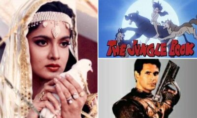 World Television Day: Byomkesh Bakshi, Captain Vyom, Jungle Book, Chandrakanta - 10 Doordarshan Shows From The 90s That Gave Us An Awesome Childhood