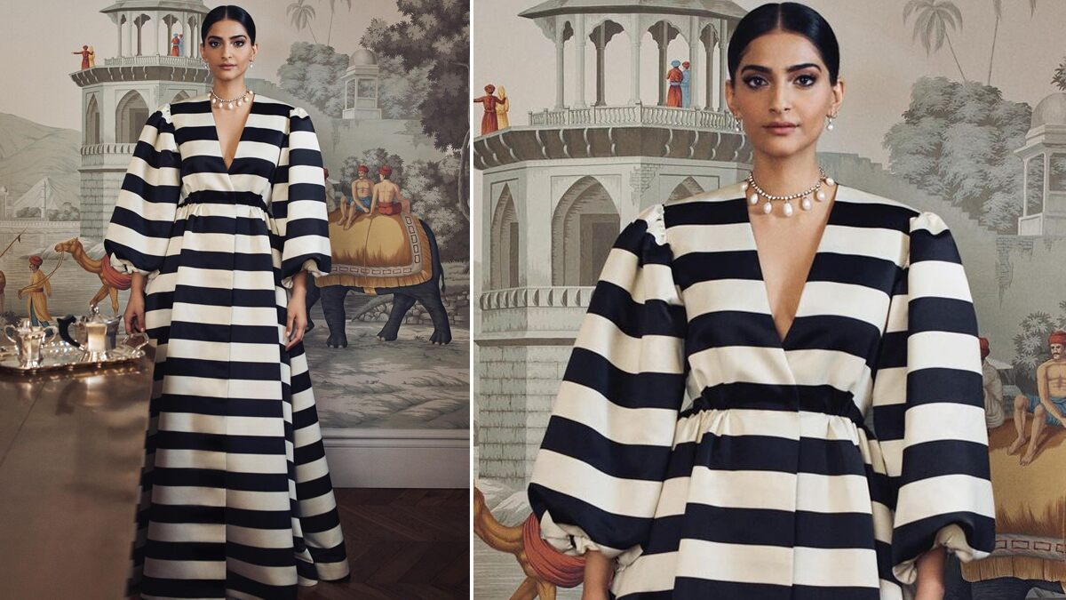 Yo or Hell No? Sonam Kapoor in Emilia Wickstead for One of her Happy Outings in London