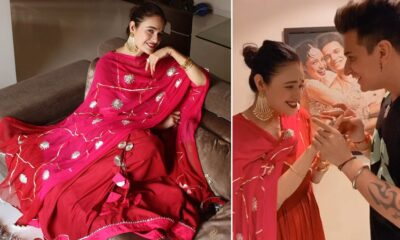 Yuvika Chaudhary Dismisses Pregnancy Rumours, Says 'It Will Happen When It Is Supposed To Happen, But Later'