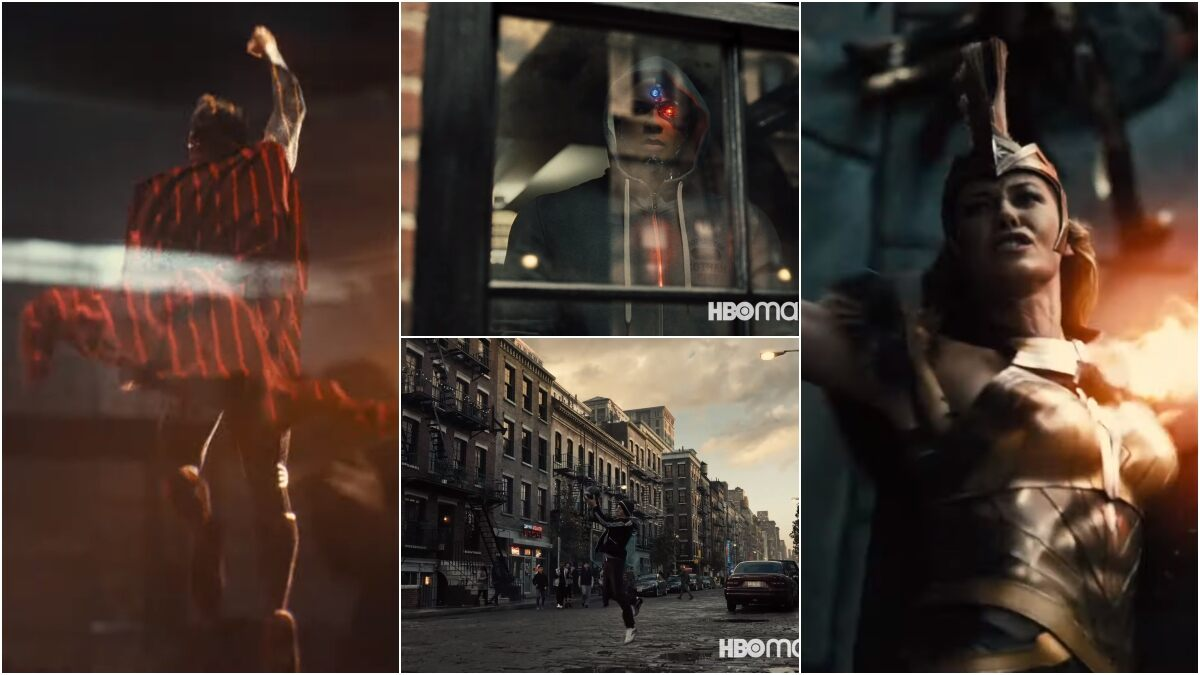 Zack Synyder Unveils Justice League Snyder Cut Trailer That Looks Same Old, But With New Colour Tone and Unseen Shots (Watch Video)