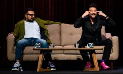 AK Vs AK: Anil Kapoor and Anurag Kashyap Bring Their Upcoming Onscreen Rivalry to Twitter As They Engage In A Banter Over International Recognition!
