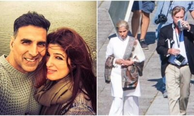 Akshay Kumar Is Left 'Sulking' After Dimple Kapadia and Twinkle Khanna Both Got To Interact With Christopher Nolan (View Tweet)