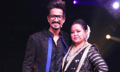 Amidst Heavy Trolling, Bharti Singh Posts Adorable Pictures With Hubby Haarsh Limbachiyaa Saying 'We Are Being Tested'