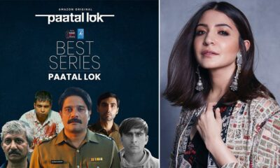 Anushka Sharma Feels Proud As Her Show Paatal Lok Wins Major Categories At Flyx Filmfare OTT Awards!