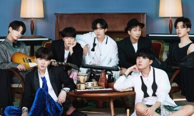 BTS Rules Billboard Hot 100 Chart Once Again with 'Life Goes On'