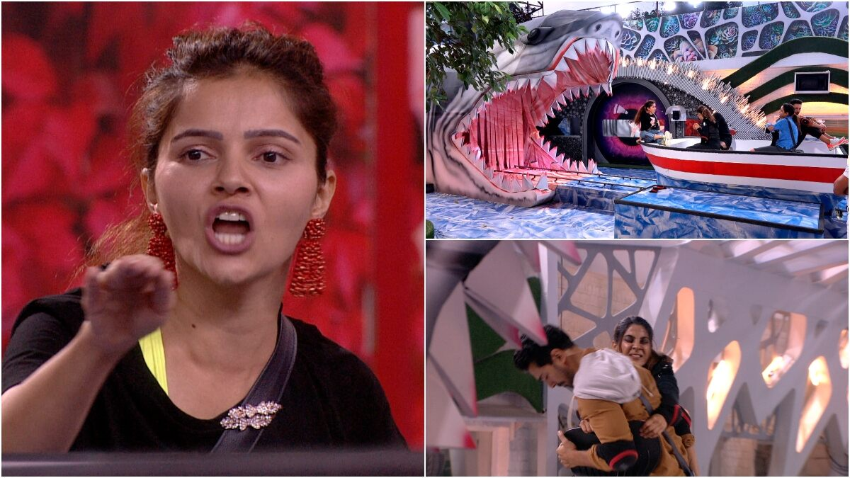 Bigg Boss 14 December 03 Synopsis: Rubina Dilaik Comes In Form, Takes Panga With All Housemates