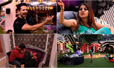 Bigg Boss 14 December 1 Synopsis: Contestants Are Pelted With Teekhe Sawaal, Aly Goni and Jasmin Bhasin Face A Tough Choice