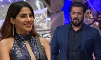 Bigg Boss 14: Nikki Tamboli Pens a Thank You Note for Host Salman Khan After Getting Eliminated From the Reality Show!