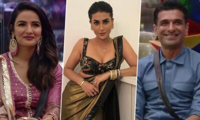 Bigg Boss 14: Pavitra Punia Feels Jasmin Bhasin Does Not Deserve to Be in the Top Four, Wants Eijaz Khan to Win the Show!