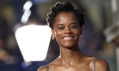 Black Panther Actress Letitia Wright Stirs a Storm on Twitter With Anti-Vax Tweet