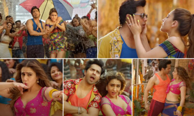 Coolie No. 1 Song Mummy Kassam OUT: Varun Dhawan Steals Hearts As He Flirts With Sara Ali Khan in This Energetic Track (Watch Video)