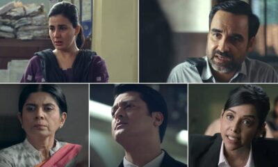 Criminal Justice 2 Trailer: Pankaj Tripathi as Madhav Mishra Is Back And She Hustles To Save Kirti Kulhari From A Murder he Probably Did Not Commit (Watch Video)